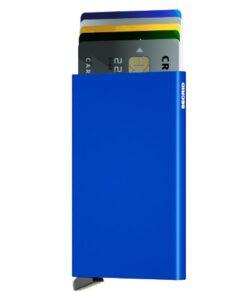 Secrid Cardprotector pasjeshouder wallet betaalkaarten blue productfoto