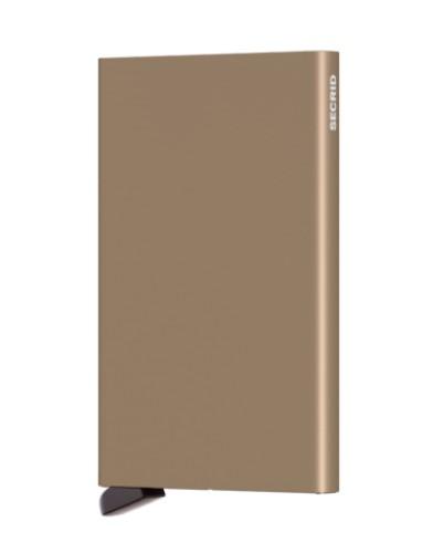 Secrid Cardprotector pasjeshouder wallet betaalkaarten sand