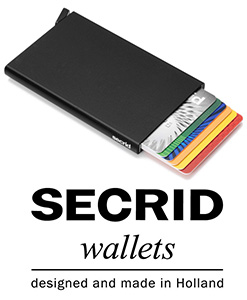 Productcategorie Secrid Wallets