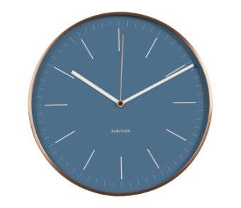 Present Time-wandklok-Minimal-KA5507BL