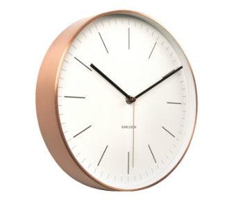 Present Time-wandklok-Minimal-KA5507WH