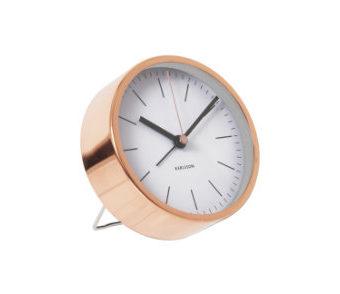 Present Time-wekker-minimal-KA5536WH