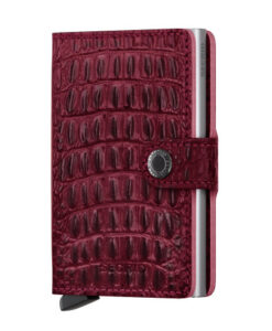 Secrid-Miniwallet Nile Red