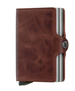 Secrid-Twinwallet vintage brown