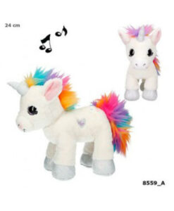 Unicorn-with sound 24cm