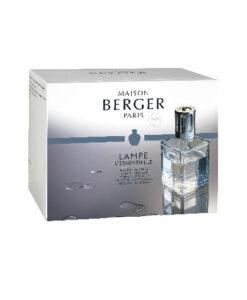 Lampe Berger-Starterset vierkant