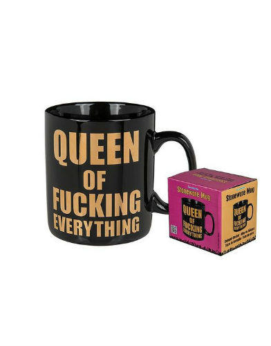 Queen of fucking everything mok XL