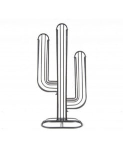 Present Time- Coffe Cup Holder Cactus black