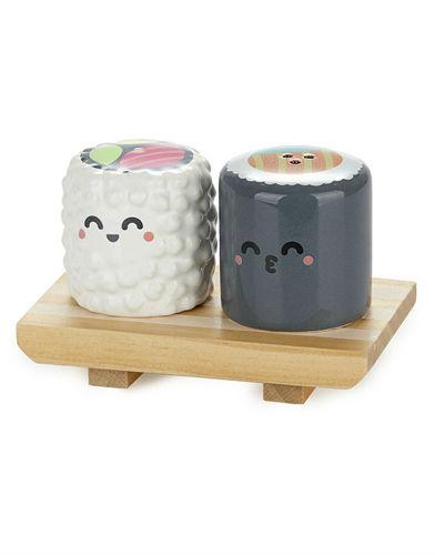 Balvi keramisch peper en zoutstel sushi mr wonderful kawaii
