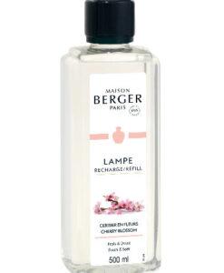 Cherry Blossom maison lampe berger 500ml navulling huisparfum brander
