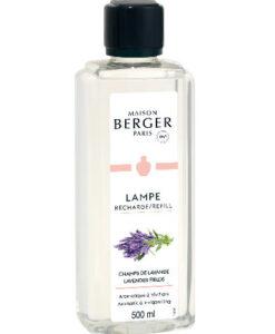 Lavender Fields maison lampe berger huisparfum brander navulling 500ml