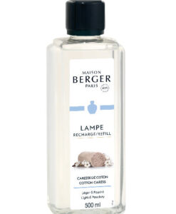 Cotton Caress maison lampe berger navulling huisparfum brander 500ml