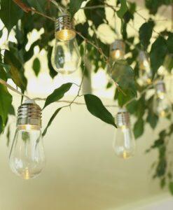Kikkerland edison bulb lichtsnoer led lampjes gloeilamp