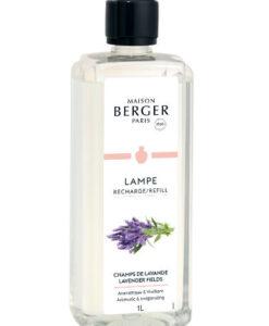 Lavender Fields maison lampe berger navulling brander huisparfum 1L