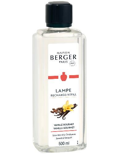 Vanilla Gourmet maison lampe berger navulling huisparfum brander 500ml