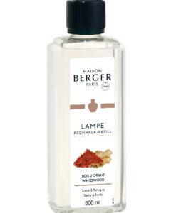 Winterwood maison lampe berger 500ml navulling brander huisparfum
