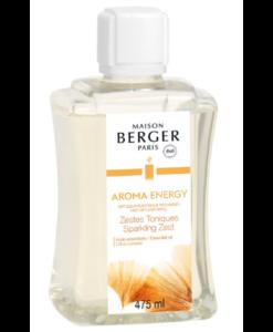 aroma energy sparkling zest maison lampe berger navulling huisparfum 475ml mist diffuser