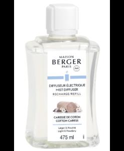 cotton caress maison lampe berger mist diffuser navulling huisparfum 475ml