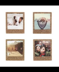 le studio 4 foto glitter onderzetters coasters