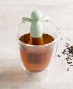 umbra buddy tea infuser theehouder mint groen sfeer