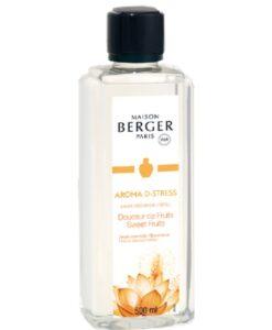 Lampe Berger Navulling Aroma D-Stress Sweet Fruits 500ml huisparfum brander