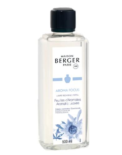 Lampe Berger Navulling Aroma Focus Aromatic Leaves 500ml navulling huisparfum brander