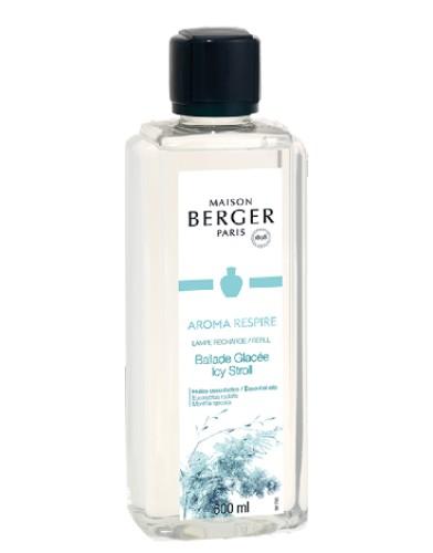 Lampe Berger Navulling Aroma Respire Icy Stroll 500ml huisparfum brander
