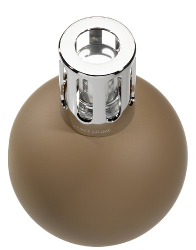 Lampe Berger - Boule Taupe geurbranders huisparfum navulling detail
