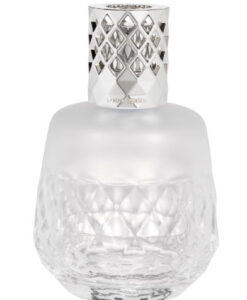 Lampe Berger - Clarity Givrée Wit Transparant geurbrander navulling huisparfum