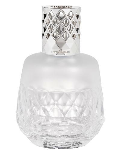 Lampe Berger – Clarity Givrée Wit Transparant geurbrander navulling huisparfum