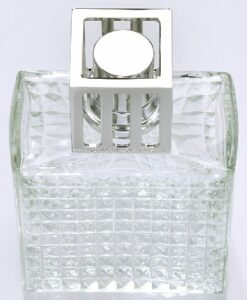 Lampe Berger - Diamant Transparant brander huisparfum navulling geurverspreider closeup