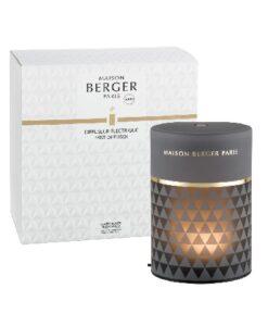 Lampe Berger Mist Diffuser - Aroma Clarity Fresh Wood huisparfum navulling set