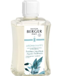 Lampe Berger Mist Diffuser - Aroma Happy Aquatic Freshness huisparfum navulling diffuser