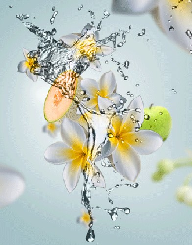 Lampe Berger Mist Diffuser - Aroma Happy Aquatic Freshness huisparfum navulling sfeerbeeld