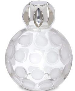 Lampe Berger - Sphere Transparant Wit geurbranders huisparfum navulling