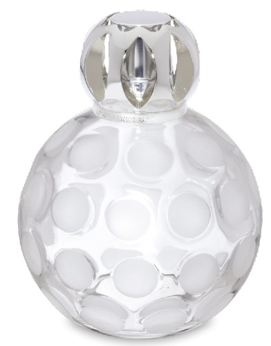 Lampe Berger – Sphere Transparant Wit geurbranders huisparfum navulling