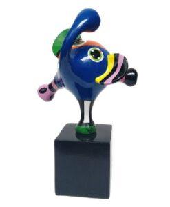Niloc Pagen Ollie Elephant - Klein Arteaux Art & Design kunsthars