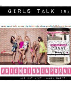 kletspotje vriendinnenpraat vrouwen meisjes meiden 18+ gezelschapsspel sfeerbeeld