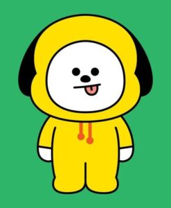 bts linefriends bt21 kpop chimmy