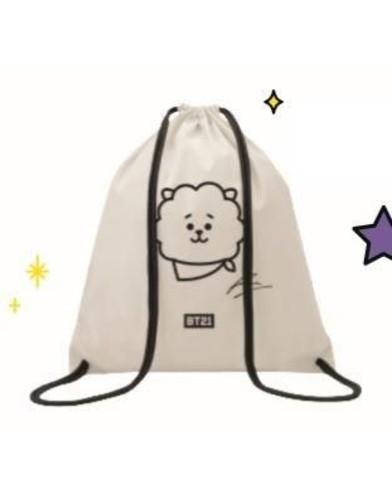 bts linefriends bt21 kpop knuffel gratis tas