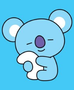 bts linefriends bt21 kpop koya