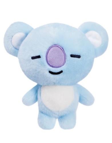 bts linefriends bt21 kpop koya knuffel 18cm klein