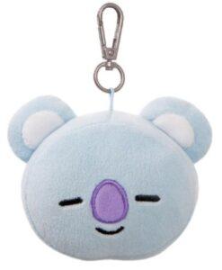 bts linefriends bt21 kpop koya sleutelhanger