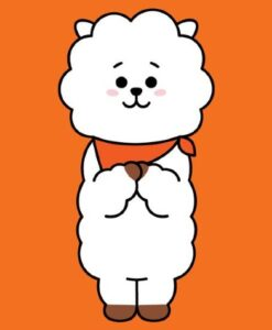 bts linefriends bt21 kpop rj