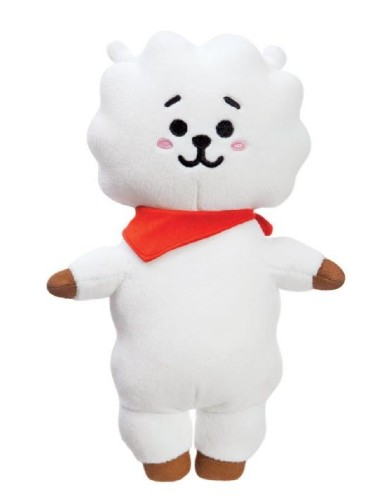 bts linefriends bt21 kpop rj knuffel 26cm klein