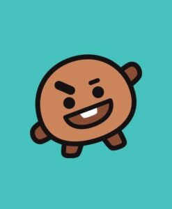 bts linefriends bt21 kpop shooky