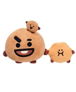 bts linefriends bt21 kpop shooky knuffel 11,5cm klein