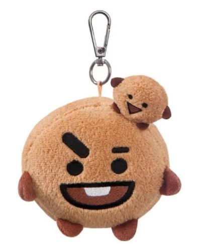 bts linefriends bt21 kpop shooky sleutelhanger