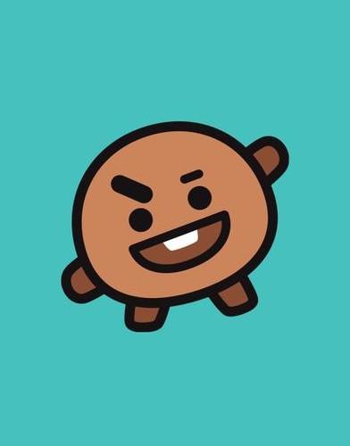 bts linefriends bt21 kpop shooky