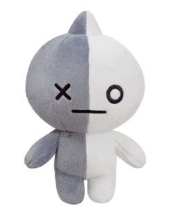 bts linefriends bt21 kpop van knuffel 18cm klein